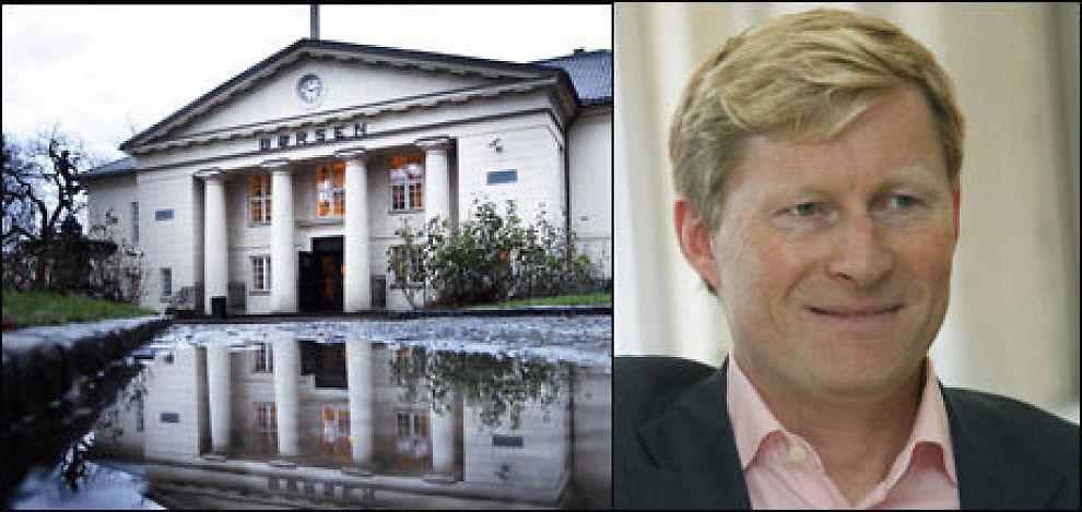 Lasse Ruud, administrerende direktør i VFF mener det er viktig å ha langsiktig sparehorisont når man kjøper aksjefond. Foto: Scanpix/ Vff