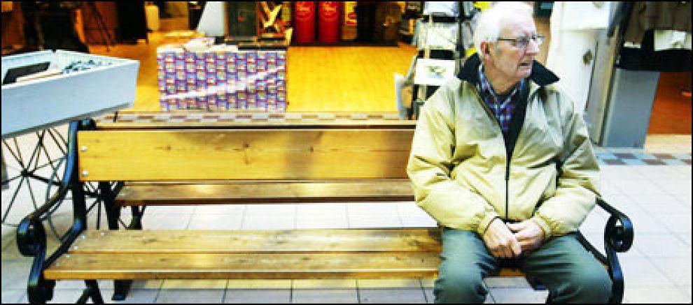 MYE USIKKERHET: Det er vanskelig å vite noe om skattereglene fram mot tiden da du blir pensjonist. Det er én av grunnene til at Dine Penger advarer mot å spare i IPS. Foto: Scanpix