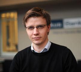 Informasjonssjef i Fokus Bank Stian Arnesen
