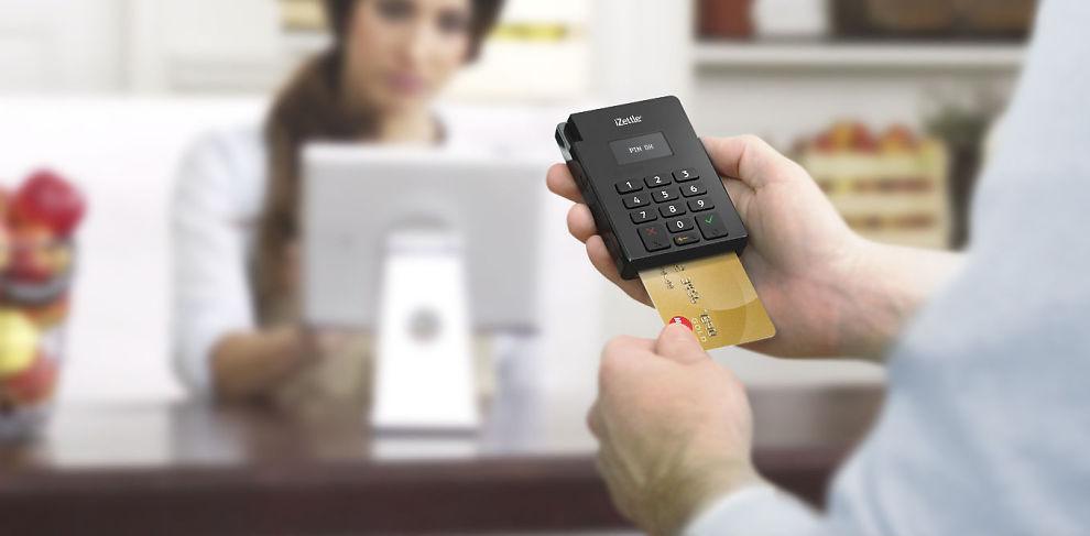 Endelig: Etter litt ventetid kommer betalingstjenesten iZettle nå med kortleser. Det betyr at du kan bruke tjenesten med norske Visakort med PIN-kode.