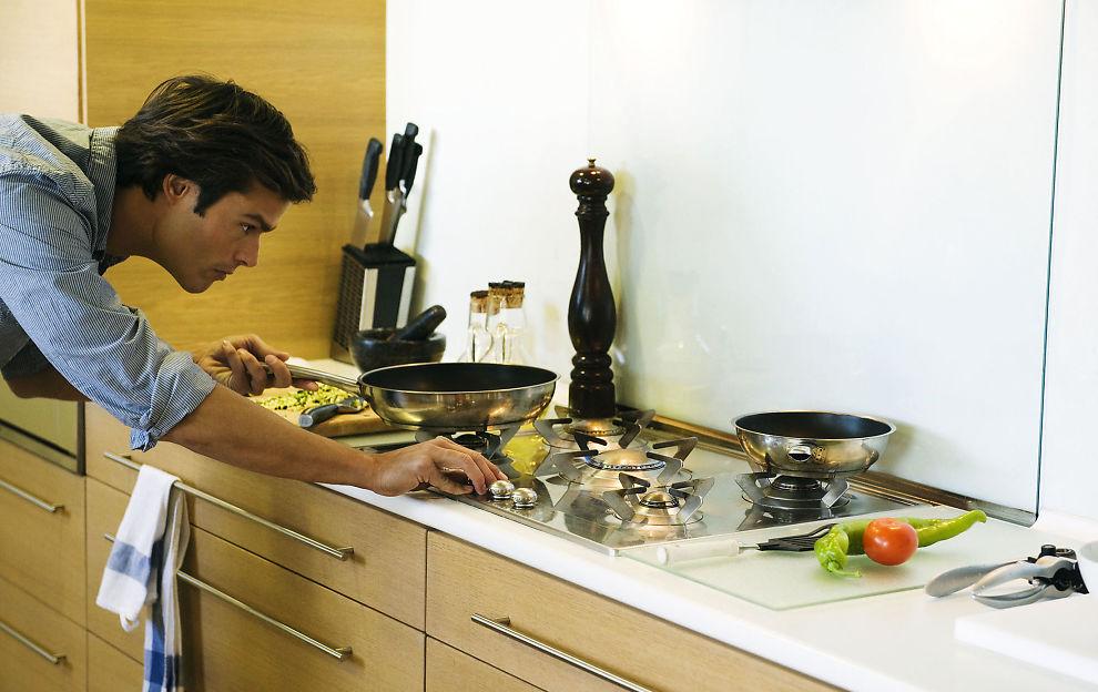 Matmulighet? Matlagingsmulighetene på hybelen vil avgjøre hvor mye du kan få i fradrag for kost når du pendler.