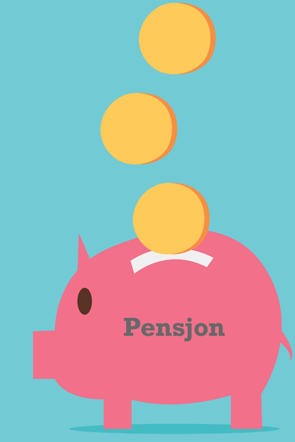 Sjefen sparer for deg. I Norge er alle arbeidsgivere, med noen få unntak, pålagt å sette av penger til din tjenestepensjon.
