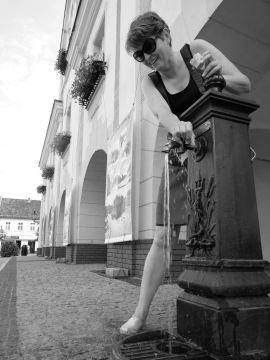 Merete Sæther begynte å leie ut til turister for å få bedre råd som student.