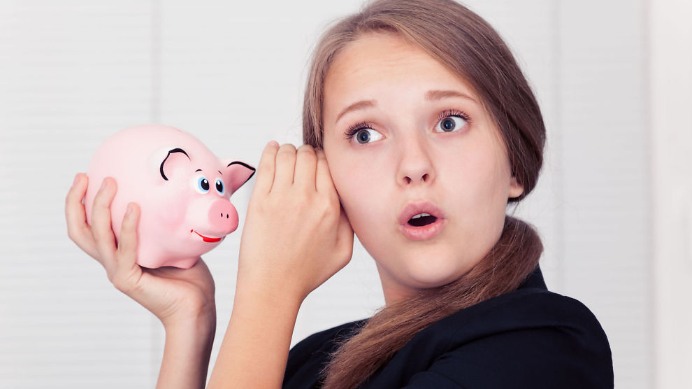 MÅ LÆRE TIDLIG: Både Finans Norge og Forbrukerombudet mener barn bør lære om privatøkonomi i tidlig alder. I dag er ikke privatøkonomi et fag i norske skoler, og det er varierende hvor mye ulike skoler underviser i temaet.