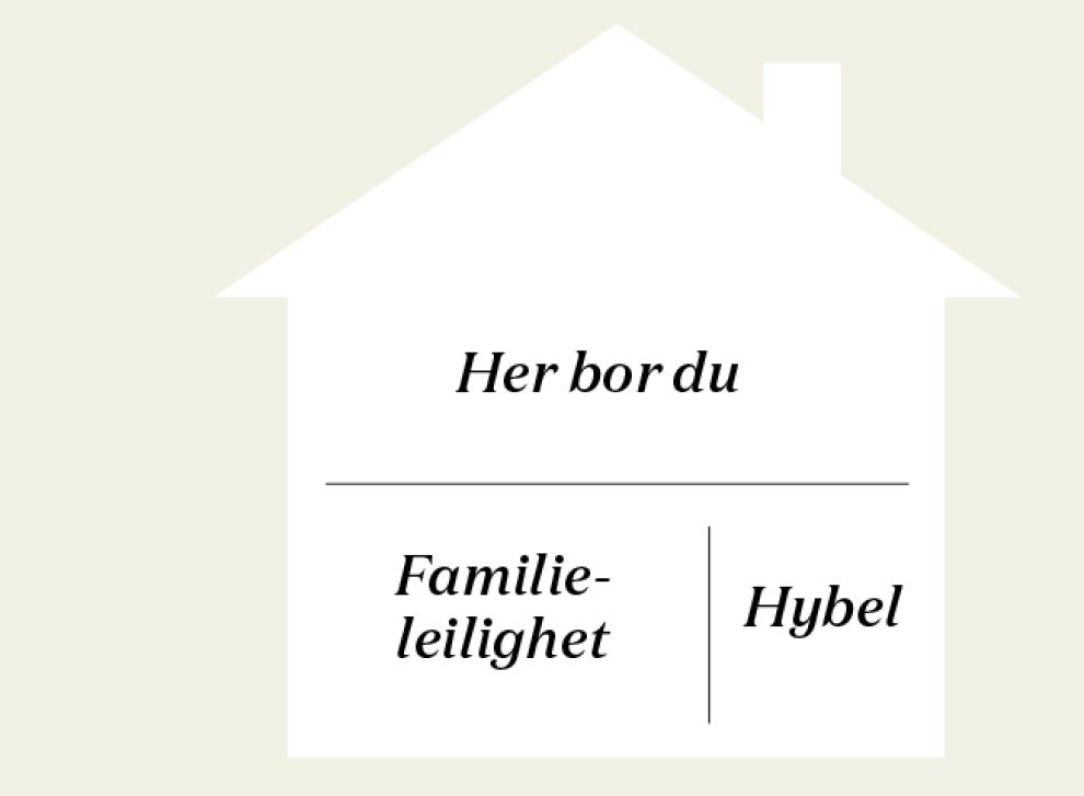 Skattefri? Hvilke typer utleieboliger du også har i boligen din vil avgjøre om leien er skattefri eller ikke.