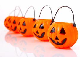 Du kan spare mye på å kjøpe Halloween-pynt i november.