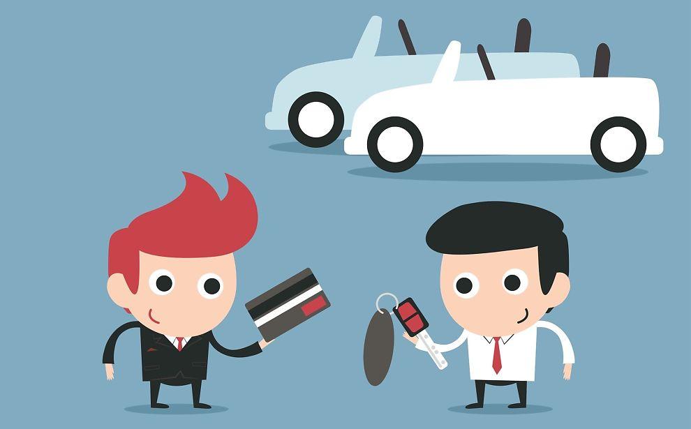 NY BIL: Det finnes mange måter å finansiere bilkjøpet på, men også mange potensielle feller. Det billigste alternativet kan vise seg å bli svært dyrt.