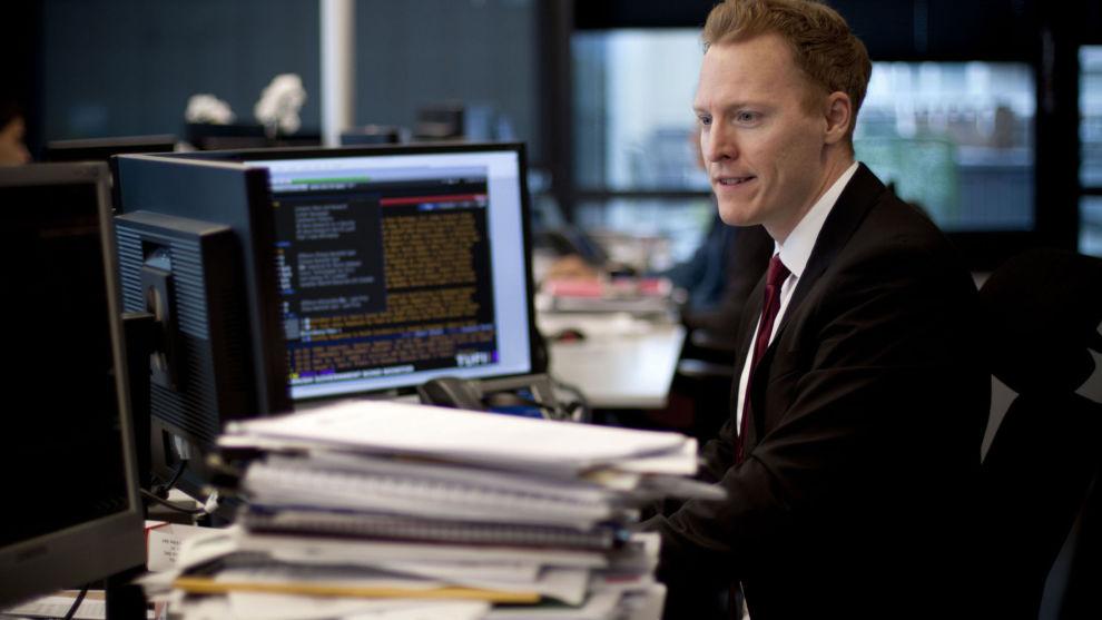 INGENIØREN: Etter en allsidig karriere som ambassadeansatt i Moskva, atomkraftingeniør og strategisk konsulent i USA endte Knut Gezelius opp i Goldman Sachs London som sektoranalytiker. Etter fire år der fikk han i 2014 muligheten til å bli generalist i Skagen.