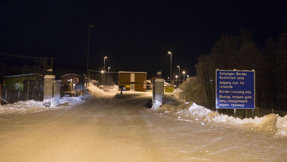Den norske grensestasjonen Storskog har med et par unntak ikke mottatt asylsøkere siden høsten 2015.
