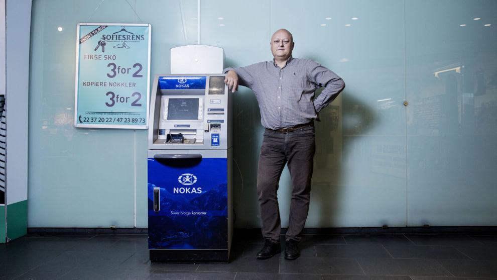 SKEPTISK: Jorge Jensen, fagpolitisk direktør i Forbrukerrådet, fraråder bruk og investering i bitcoin.