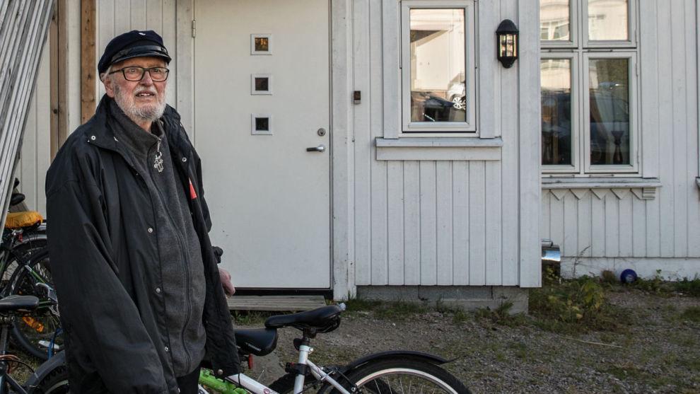 Jahn Otto Johansen er død, 83 år gammel.