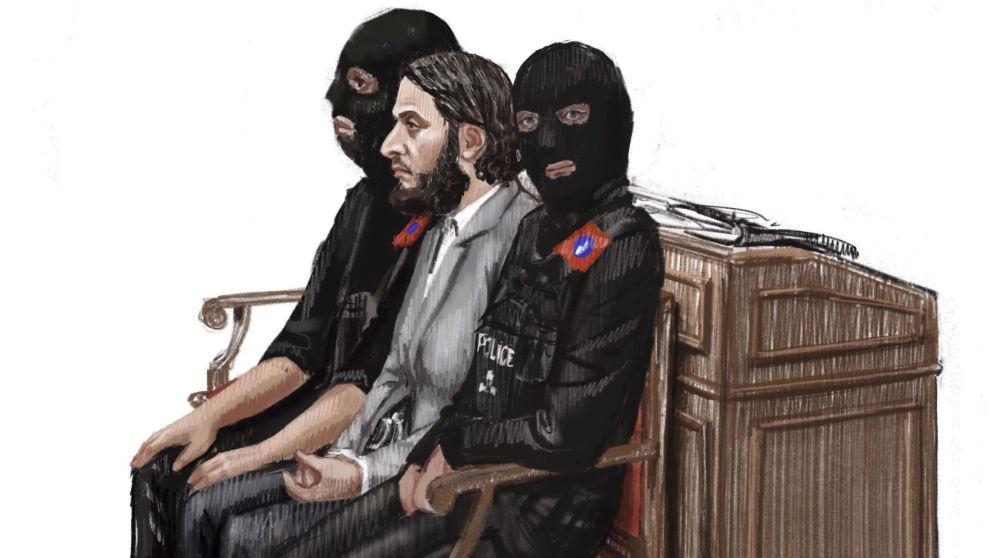 Salah Abdeslam møtte mandag i retten, men sa knapt noe som helst. Nå har han varslet at han ikke vil stille opp når saken fortsetter torsdag.