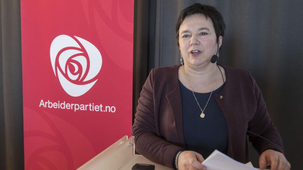 Fylkesordfører Ragnhild Vassvik (Ap) i Finnmark sier det vil bli folkeavstemning om sammenslåing med Troms i god tid før sommeren.