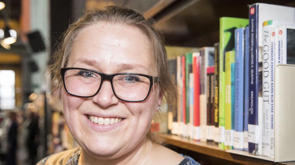 Nynorsk litteraturpris 2017 er tildelt Olaug Nilssen.