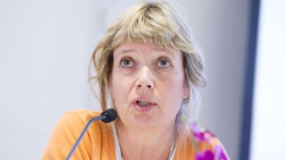 Generalsekretær Ann-Magrit Austenå i NOAS sier at 67 prosent av dem som søkte asyl i Norge i fjor, fikk opphold.