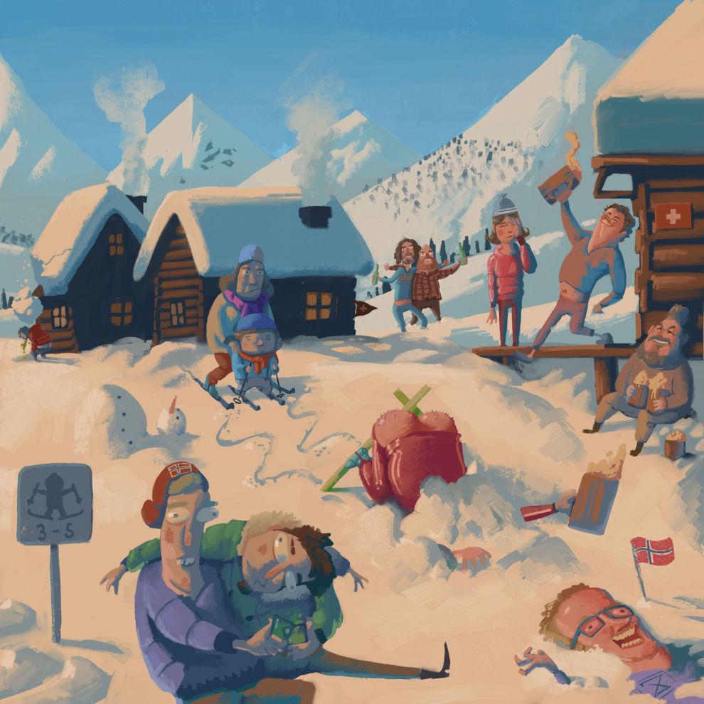 Illustrasjon: Johann Grimstvedt