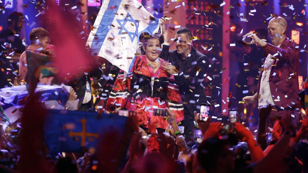 – Neste gang Jerusalem! ropte Netta Barzilai da hun vant Eurovision Song Contest i helgen. Men mange er kritiske til at Israel skal arrangere finaleshowet i byen som er sentral i konflikten mellom Israel og palestinerne.