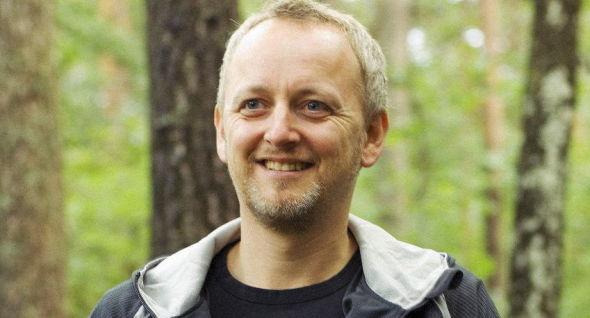 STEINAR J. OLSEN (47), eier og daglig leder av turtøyprodusenten Stormberg.