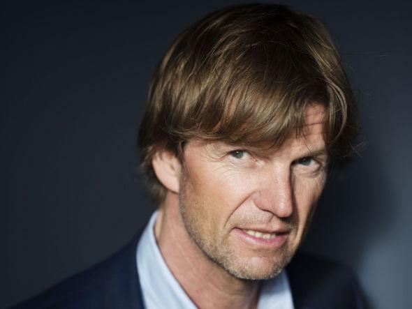 BJØRN MAASEIDE (49), forretningsmann og tidligere volleyballproff