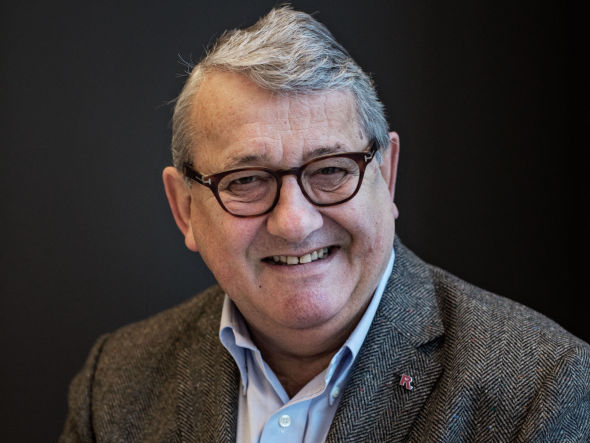 PER-KRISTIAN FOSS (67), riksrevisor og tidligere politiker for Høyre