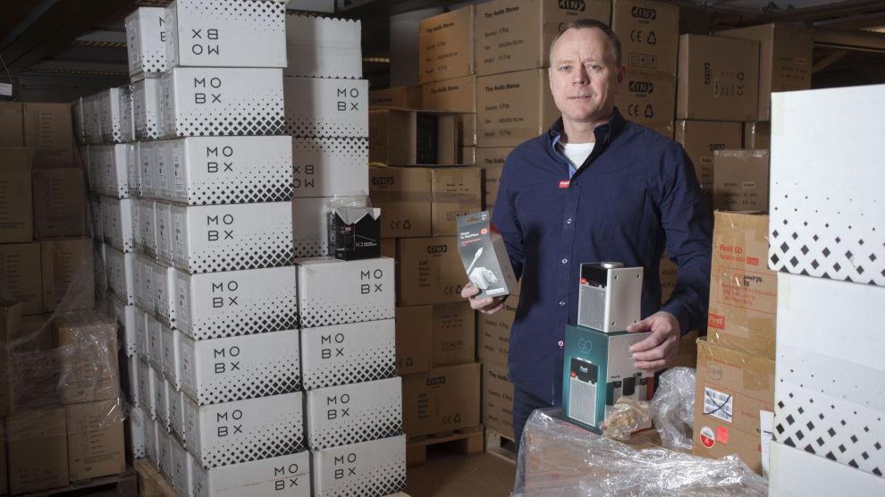 FULL FORSIKRET: Gründer Tom Vedvik i TT Micro har kjent på hvordan det er å være underforsikret. Det er han ikke nå lenger.