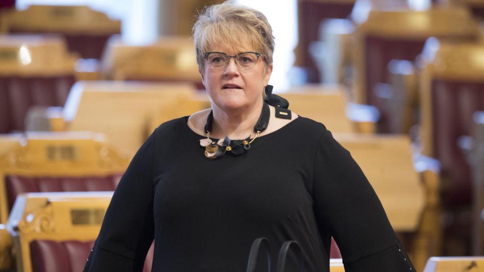 Kulturminister Trine Skei Grande (V) varslet mandag at regjeringen vil gjøre strukturelle endringer i støttesystemet for mediene.