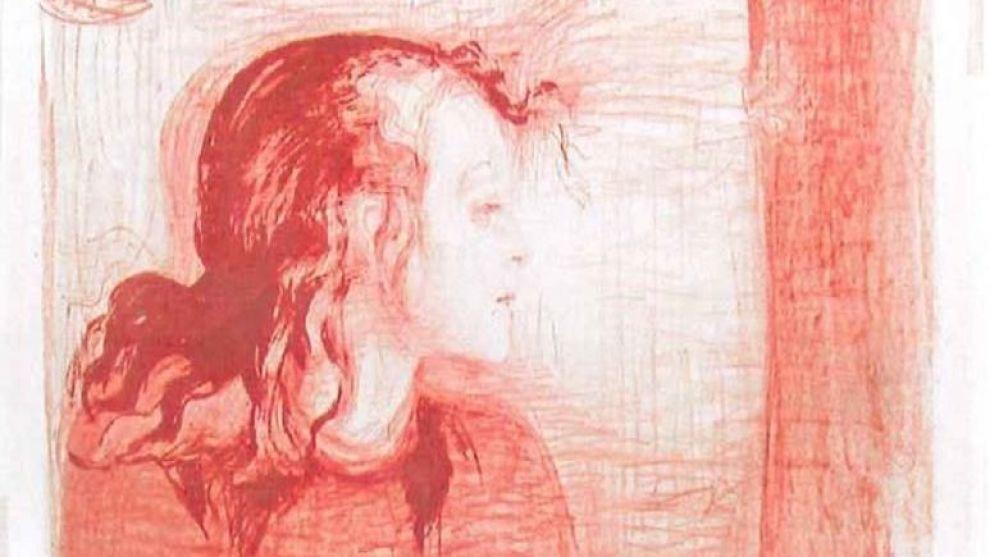 Oslo politidistrikt har i lengre tid etterforsket en sak der to litografier av Edvard Munch er forsvunnet. Det ene er «Syk pike».