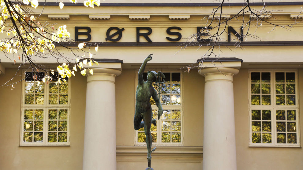 UTBYTTEMULIGHETER: Omtrent halvparten av de 186 noterte selskapene på Oslo Børs betaler utbytte til sine investorer.