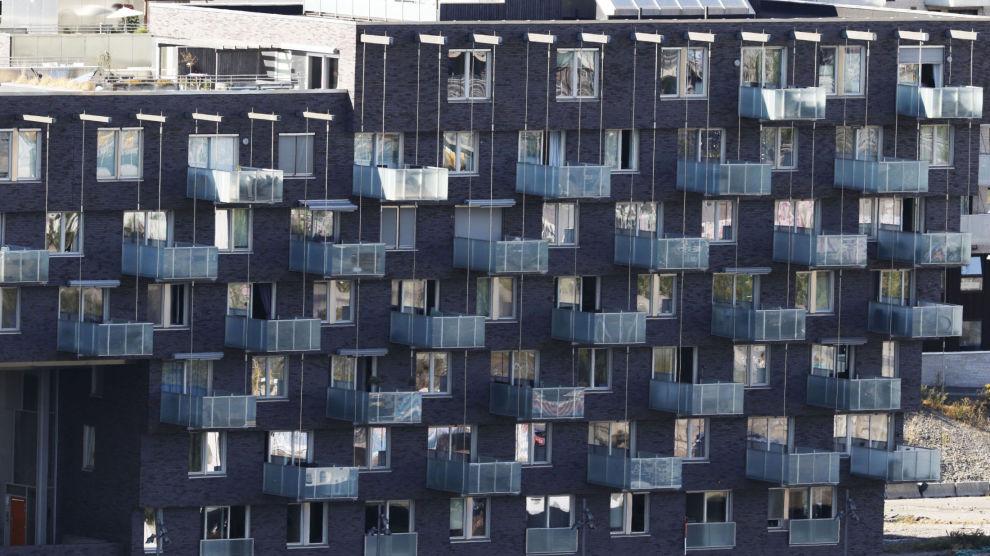GOD EKSTRAINNTEKT: Har du uutnyttet boligareal i huset ditt, kan det være verdt å tenke på om det kan leies ut. I snitt kan du tjene om lag ti tusen kroner i måneden i sentrale strøk på å leie ut en toroms leilighet. Her fra populære Sørenga i Oslo.