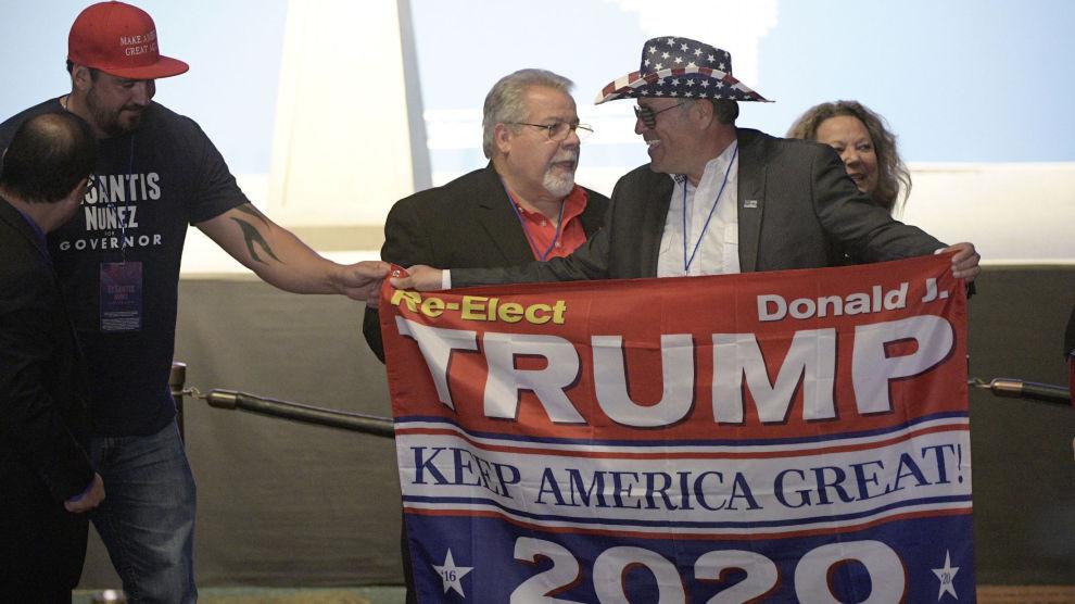 Massemøter under vignetten «Making America Great Again» begynner etter nyttår. Deler av valgkampapparatet som skal sørge for gjenvalg i 2020 er allerede på plass.