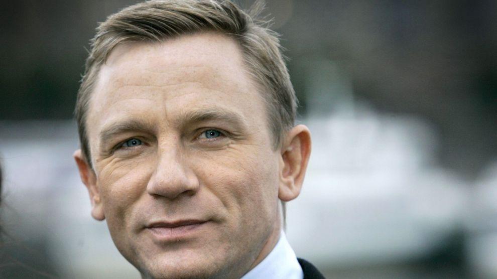Daniel Craig, fotografert da han nettopp var utpekt som den nye James Bond i 2006. Tirsdag ble det kjent at deler av den neste filmen om den britiske spionen som fortsatt bekles av Craig, kan bli spilt inn i Norge.