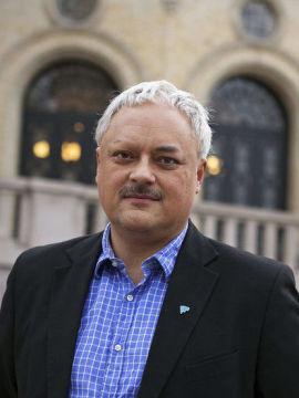 Fagdirektør Finans i Forbrukerrådet, Jorge B. Jensen