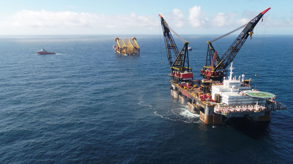OLJEEKSPONERT: Over en tredel av Forte Norge er investert i energiaksjer. Equinor, Aker BP og TGS Nopec er på listen over fondets syv største plasseringer.