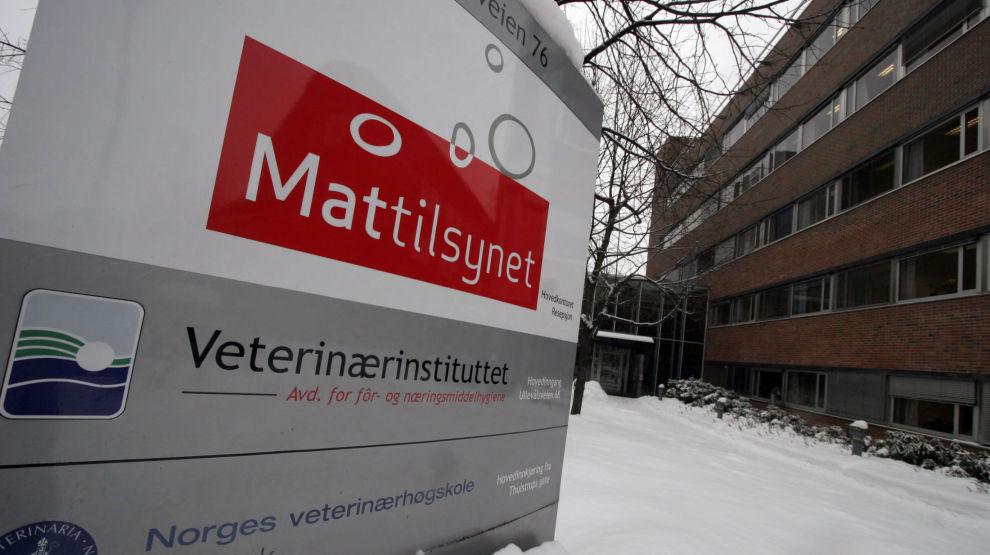 Mattilsynet har gjennomført en intern undersøkelse om trusler.