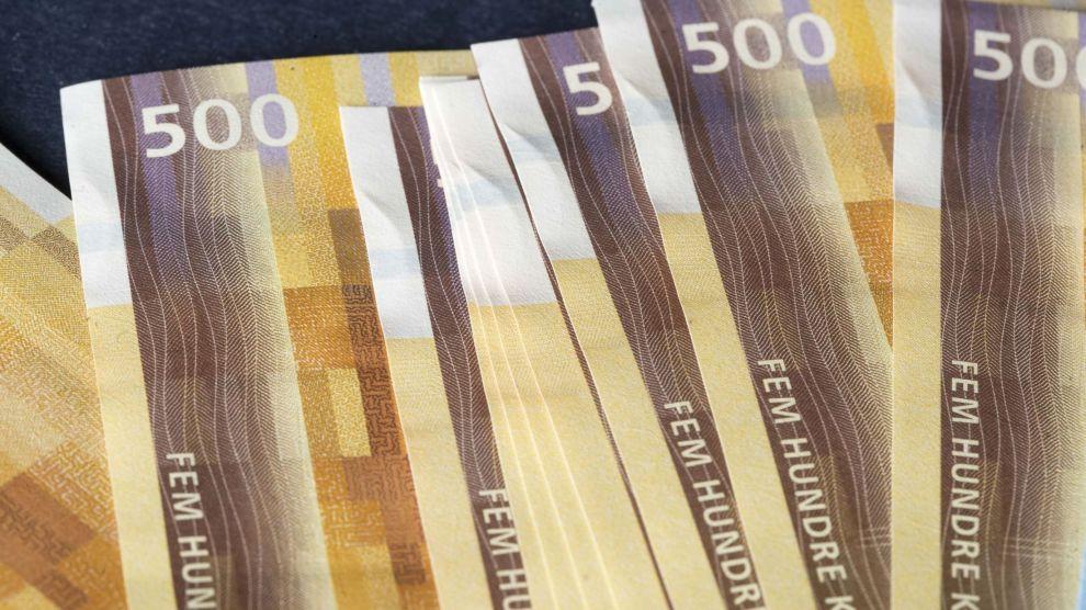 PENGER PÅ BOK: Selv om rentene er lave, har fortsatt mange nordmenn sparepengene sine på sparekonto. Da er det viktig at du har en best mulig sparerente.