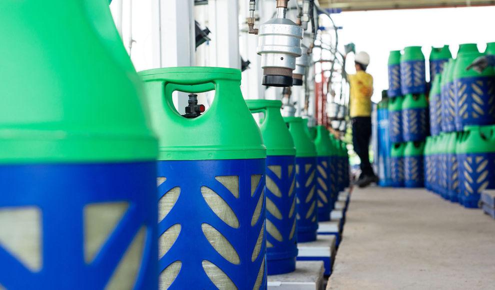 FREMTIDEN: Etterhvert som CNG-produksjonen tar seg opp igjen i Tyskland, forventer DNB at etterspørselen etter gasstanker i kompositt tar seg opp.
