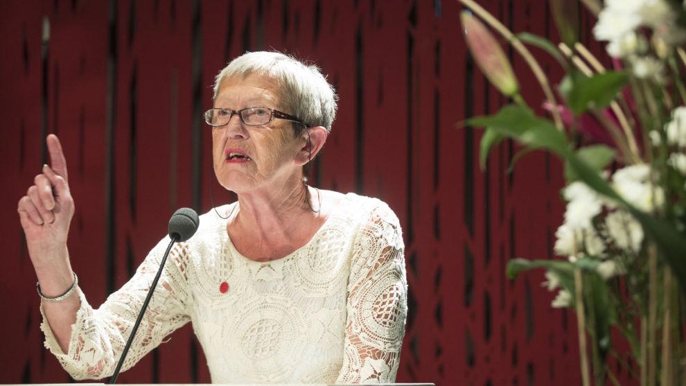 Krisesentersekretariatets leder Tove Smaadahl er kritisk til regjeringens nye handlingsplan mot voldtekt.