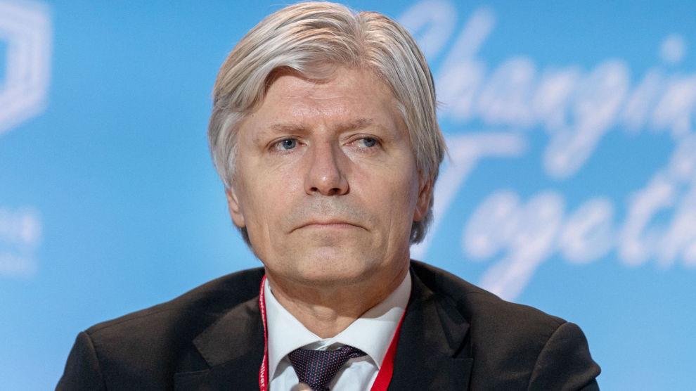 Klima- og miljøminister Ola Elvestuen (V) understreker at det fortsatt er viktig for regjeringen å få på plass et Co2-fond for næringslivet selv om det er brudd i forhandlingene med NHO og de andre næringslivsorganisasjonene.