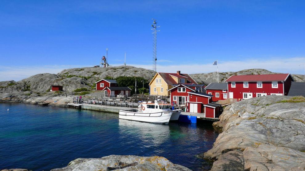 IDYLL: Sverige er landet etter Spania hvor nordmenn har flest ferieboliger. Selv om boligen er i utlandet, har du krav på fradrag for renter du evt. har betalt.