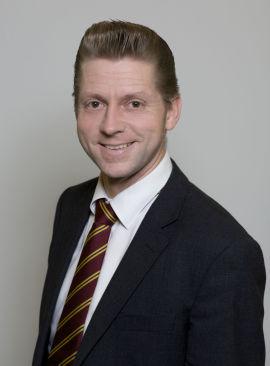 Statssekretær i Finansdepartementet, Jørgen Næsje (Frp).