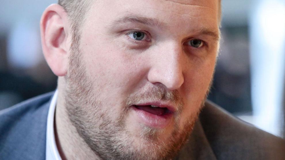 Samferdselsminister Jon Georg Dale (Frp). Foto: Lise Åserud / NTB scanpix