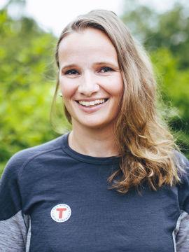 Kommunikasjonsrådgiver i Den Norske Turistforening, Mari Stephansen.