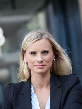 Forbrukerøkonom Silje Sandmæl i DNB.