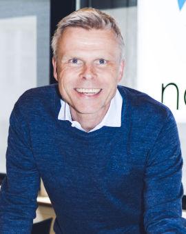 Bjørn Erik Sættem, spareøkonom i Nordnet.