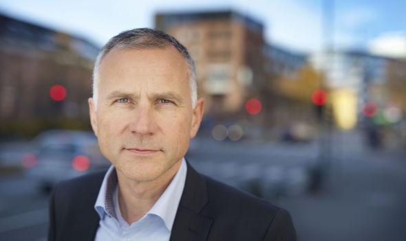 – STØRRE OPTIMISTER: Tom Staavi, informasjonsdirektør i Finans Norge, tror den generelt høyere optimismen med tanke på egen økonomiske fremtid kan være en av forklaringene til at menn sparer mer i fond enn kvinner.