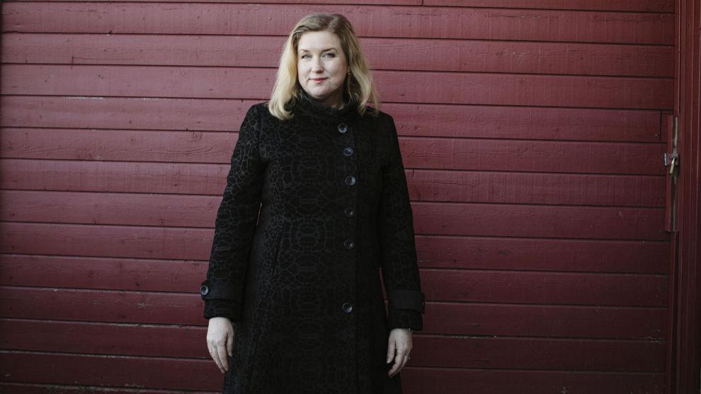 KREVER ENDRING: Forte-sjef Margrethe M. Eide sier hun ikke vil akseptere at deres egne fond er billigere på Sbankens plattform.