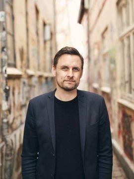 Rune Mai, administrerende direktør i Spiir
