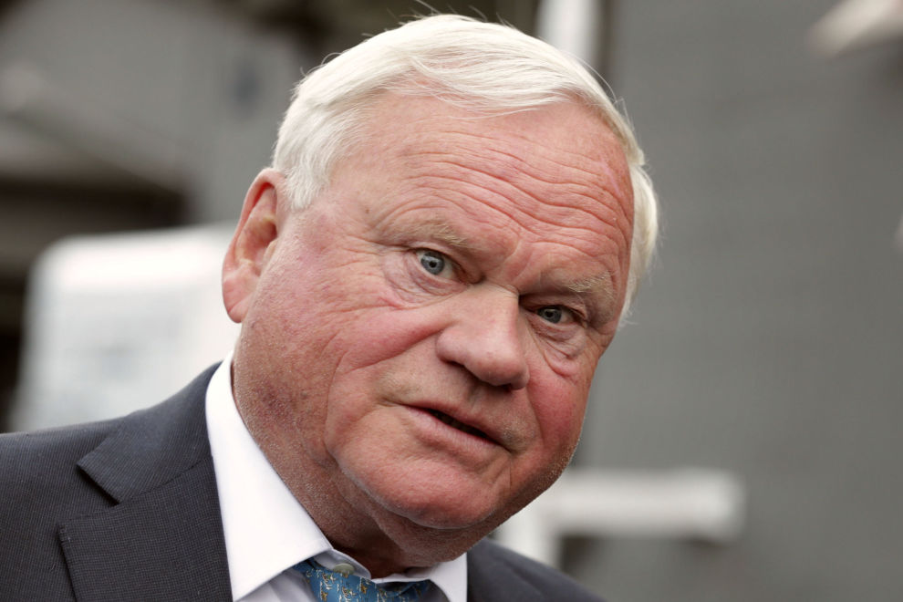 STOREULV: DNB Markets har troen på tankrederiet Frontline, som kontrolleres av shippingmagnat John Fredriksen.