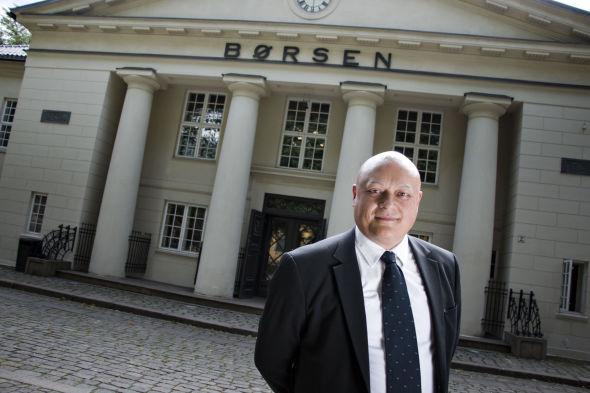 ADVARER: Jorge Jensen, fagdirektør for finans i Forbrukerrådet, anbefaler folk å styre unna selskaper som ikke har konsesjon.