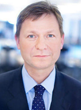 Pål Ringholm, Analysesjef i Swedbank First Securities.